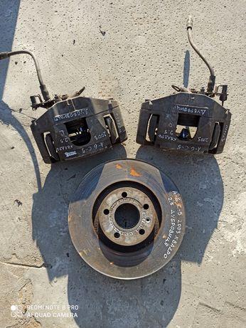 Ауді А6 с5 А4 b6,b7 передні гальма 320мм супорт диск тормозные колодки