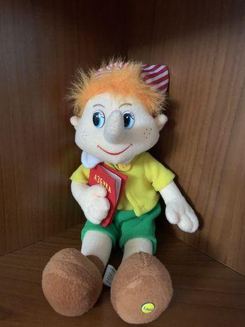 Мягка іграшка Буратіно
