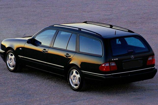 Cortinas solares - Mercedes Classe E S210/W210 station 96-99