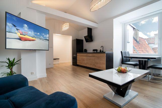 Nowy luksusowy Apartament Gdańsk Starówka ul. Szeroka 55m2 / Parking