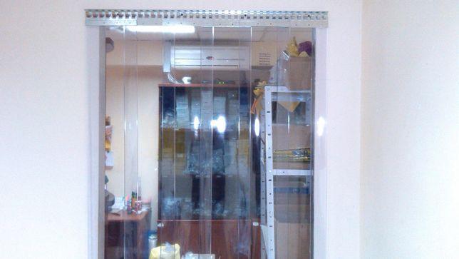 ПВХ завеса, термоштора для сохранения тепла по цене производителя!
