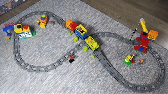 Lego Большой поезд Делюкс (10508)