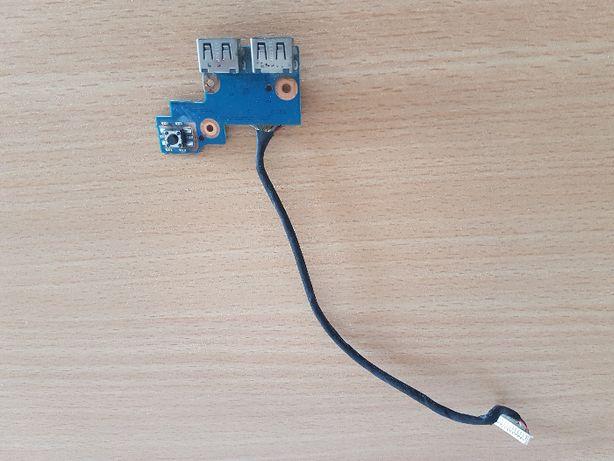 Moduł USB włącznik Samsun NP300E5C NP300E5A 300E