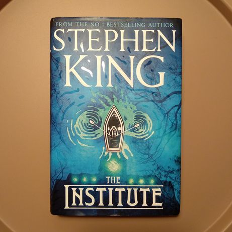 Stephen King - The Institute (Стивен Кинг, Стівен Кінг)