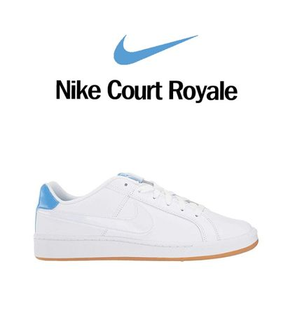 Кроссовки Nike COURT ROYALE 749867-118 р.39