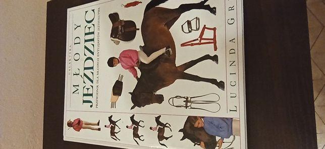 """Książka """"Młody jeździec"""""""
