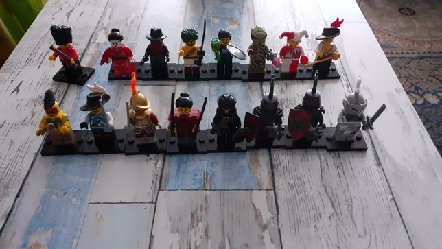 Lego figurki minifigures