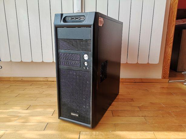 PC do GIER i5-3470 8GB R9 280X 3GB 500GB HDD