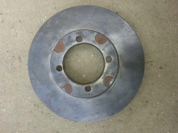 Тормозной передний диск Мазда жц кузов в роботе небыл.