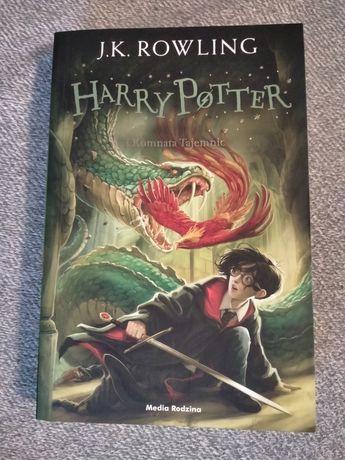Książka Harry Potter i komnata tajemnic