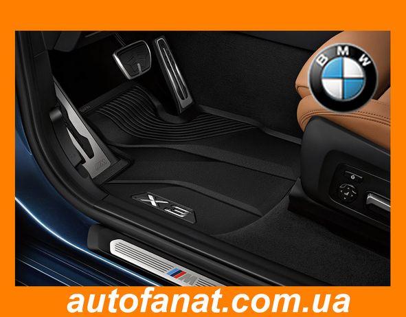 Коврики BMW X3 G01 X4 G02 Оригинальные коврики салона бмв Х3 Х4