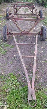 rama wozu przyczepki do traktorka quada