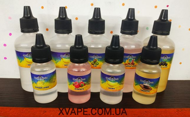 30 100 Жидкость для заправки электронных сигарет (вейпа)Native Flavour