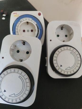Relógios de tomada
