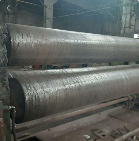 Вальцовка, изготовление металлоконструкций