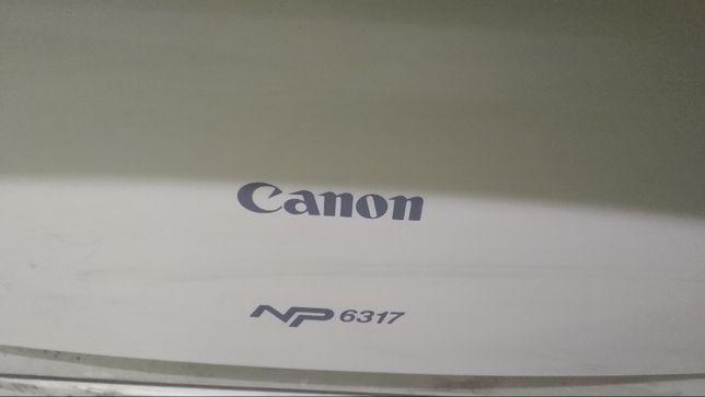 Продам ксерокс Canon NP 6317 (А4, А3) - в рабочем состоянии