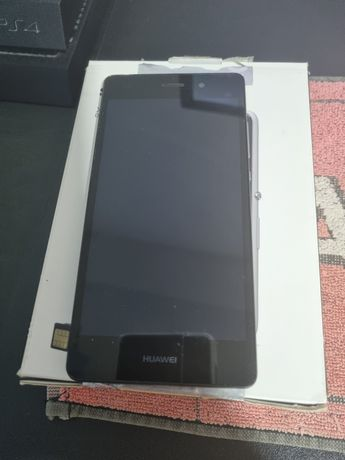 Huawei P8lite cor preto