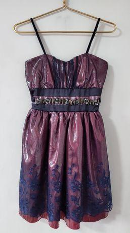 Платье нарядное вечернее  42-44 р., 200 руб.
