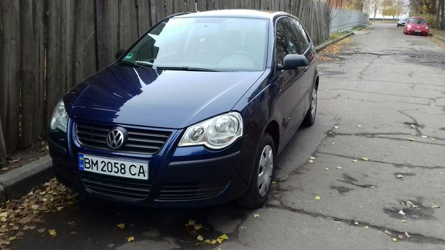 Продам volkswagen polo 2008 года