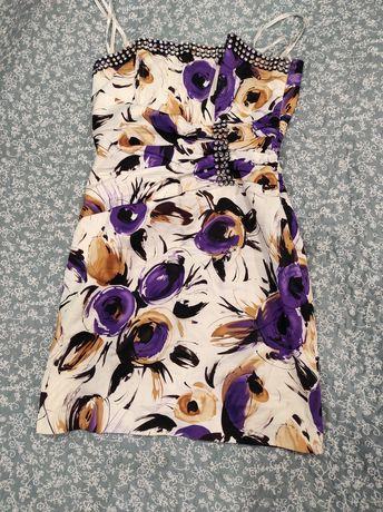 Платье женское бу