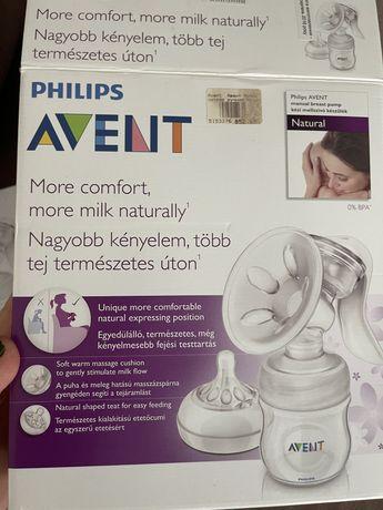 Молокоотсос ручной Philips Avent