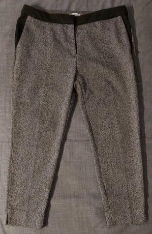 Eleganckie Spodnie H&M, rozmiar 40