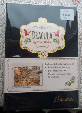 "Книга ""Dracula"" (Дракула) by Bram Stoker на английском языке"