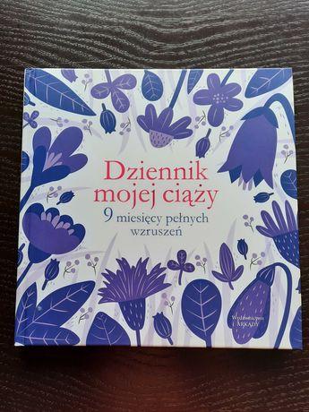 Album Dziennik mojej ciąży  - nowy