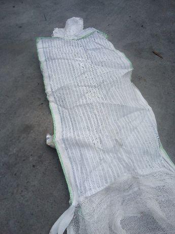 Worki Wentylowane Big Bag rozm. 90x90x180cm Czyste Mocne