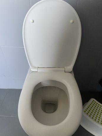 Bidet wc deska wolnoopadająca
