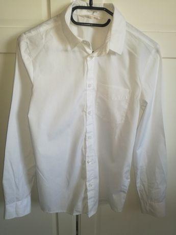 Koszula biała H&M rozmiar 158 jak nowa