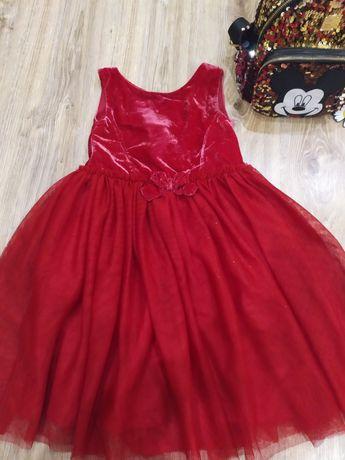 Нарядное милое платье