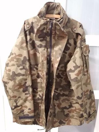 Mundur polowy moro Gore-Tex+sweter+ocieplacz+rękawiczki
