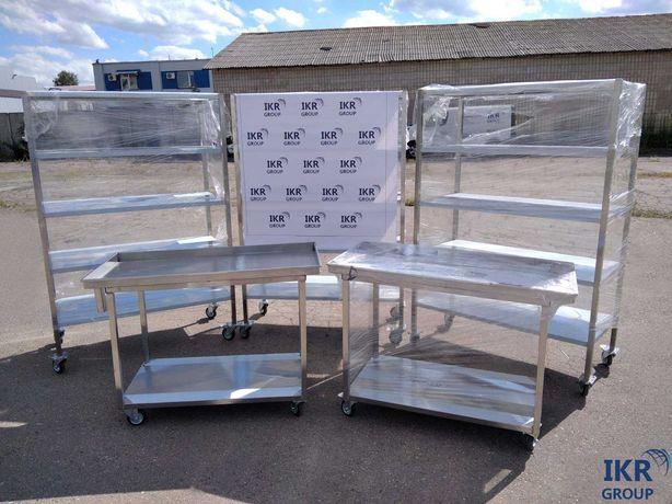 Формовочный, дренажный стол (стіл) для сыра 1200*600*850 мм