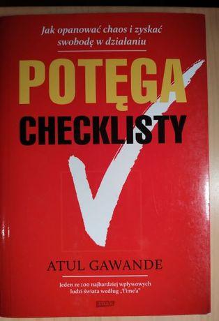 Potęga checklisty Atul Gawande