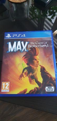 MaX the curse of brotherhood - PS4