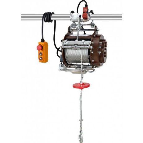 Wciągnik linowy elektryczny,YT różne udźwigi, lina 30m, wciągarka 230V