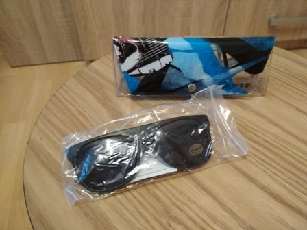 Nowe orginalne okulary przeciwsłoneczne Label.m