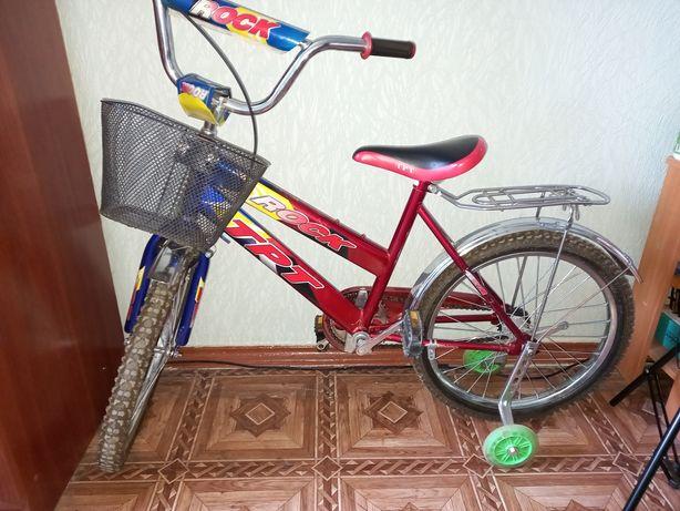 Велосипед обмен подросток