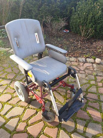 Wózek inwalidzki ręczny SCHULTE DERNE