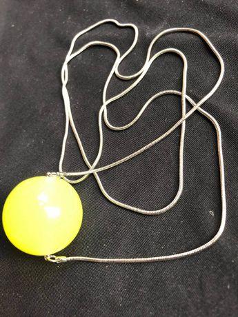 naszyjnik solar kulka