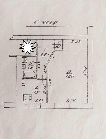 Квартира в Франківському районі