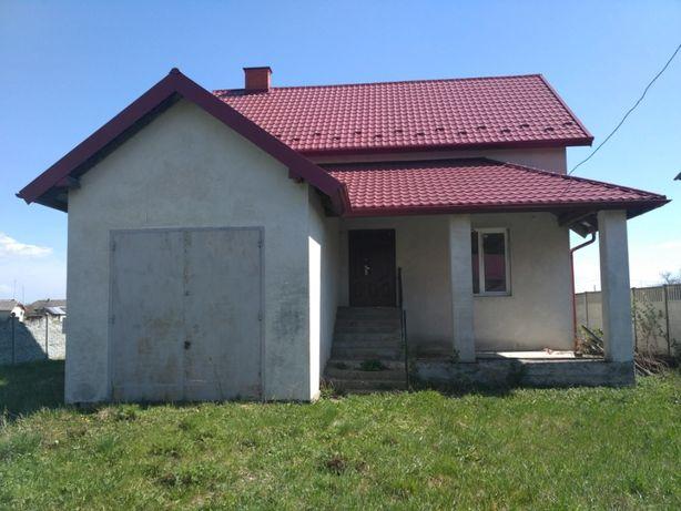Будинок м.Стрий (с. Нежухів)