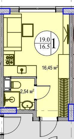 Смарт квартира в Жулянах