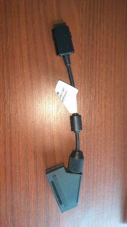 przejściówka, adapter SCART do telewizora LED Samsung TV