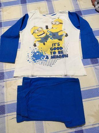 Kispos Fato de treino e pijama 3/4 anos