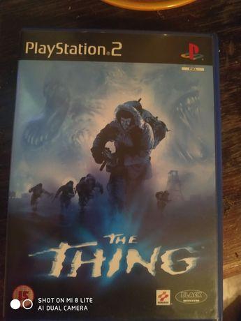 The Thing na PlayStation 2