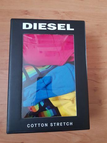 Męskie figi stringi bielizna Diesel