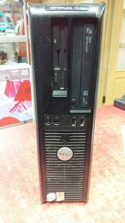 Компьютер системный блок Dell optiplex 750 Q6600 4*2.4G/3GB/160GB/DVD