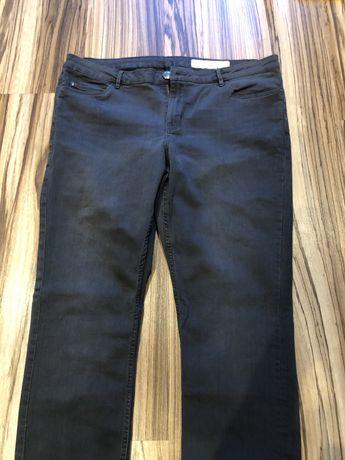 Spodnie szare skinny fit esmara nowe rozmiar 50